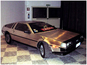 La DeLorean prima...